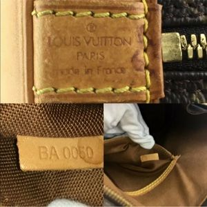 Louis Vuitton Bags - Authentic Louis Vuitton alma tote bag